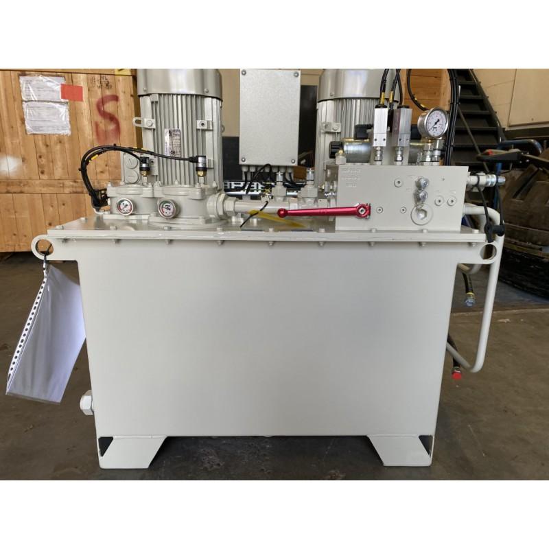 Hydraulische unit 15 KW