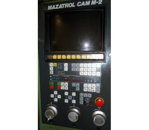 MAZAK VQC 30/50 B  Horizontal-Fräsmaschine