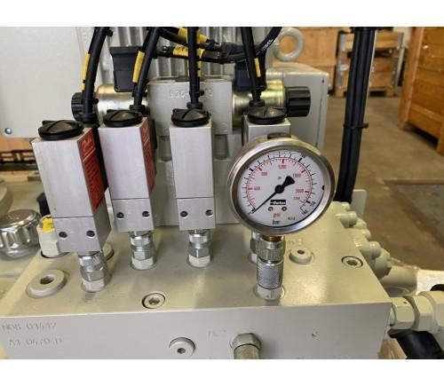Hydraulikaggregat 22 KW