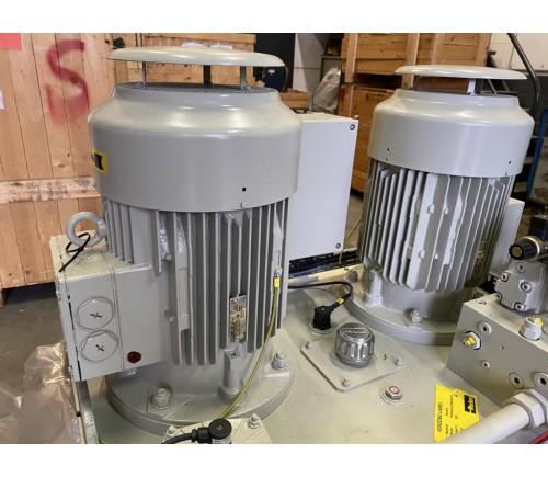 Hydraulische unit 22 KW