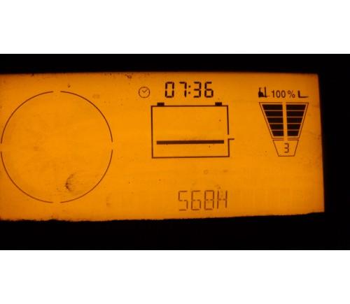 Jungheinrich Schubmaststapler EVT 112