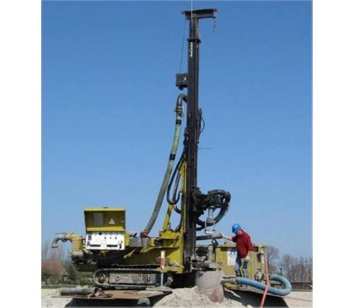 Drilling rig - Fraste Agiva