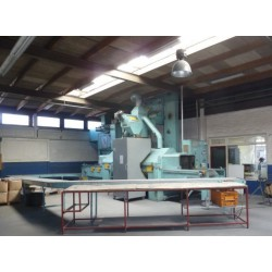 Sisson Leymann Shotblasting Machine