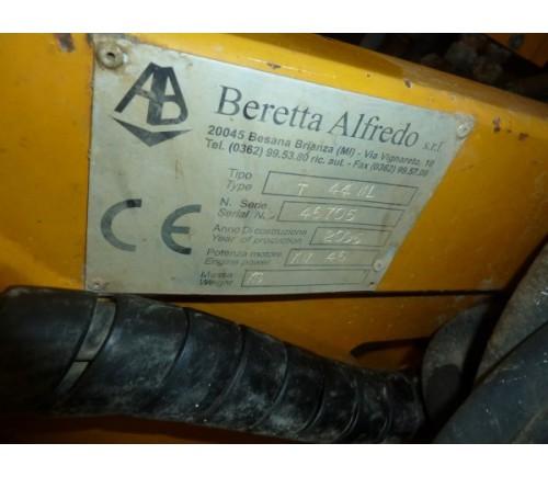 Bohranlage - Beretta T44