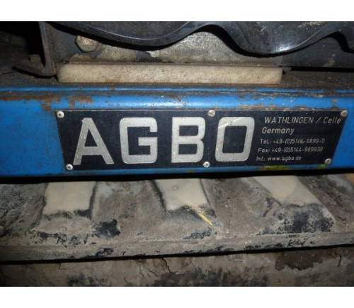 Grondboormachine - AGBO G100R