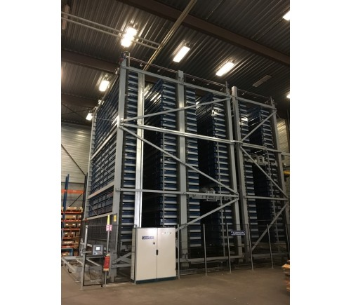 Ciampalini storage systeem