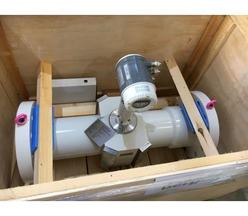 Ultrasone gas flowmeter