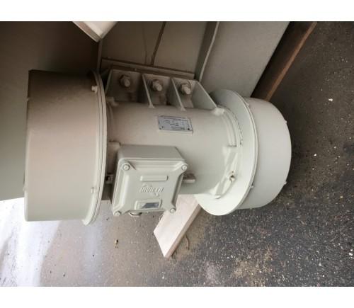 Bodemas / zandreinigings installatie