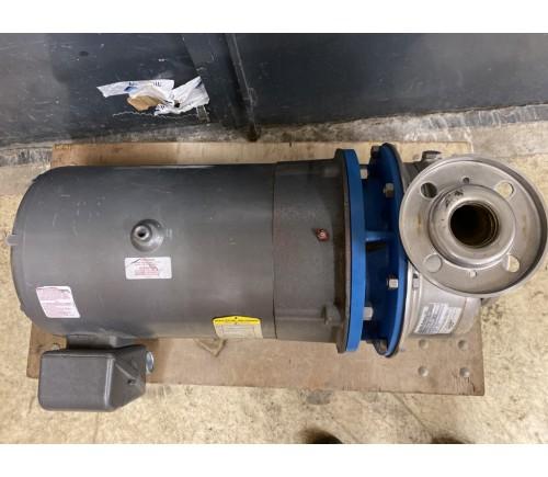 RVS  (316) centrifugaal pomp