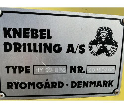 Knebel HY 99 BRS  Bohranlage